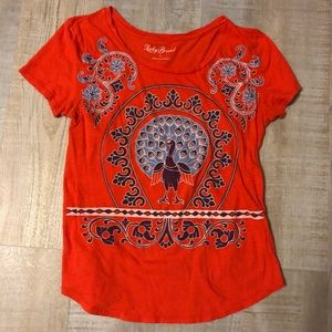 Lucky Brand Women's Tshirt Large